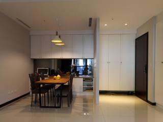 簡約東方vs美式古典 根據 果仁室內裝修設計有限公司 古典風