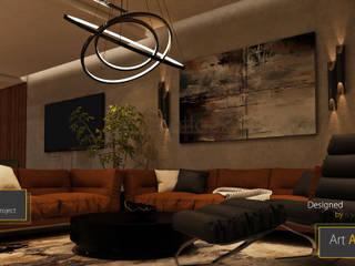 مشروع شقة سوديك:   تنفيذ Art Attack