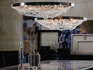 Cristal Lights:   by IQ Furniture
