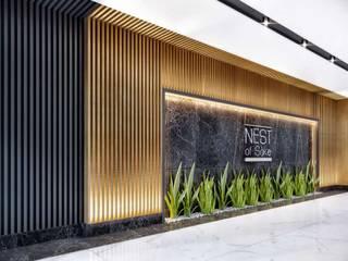 Nest of Söke Konutları Modern Koridor, Hol & Merdivenler VERO CONCEPT MİMARLIK Modern