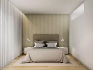 Suite acolhedora Quartos clássicos por Alma Braguesa Furniture Clássico Madeira Efeito de madeira