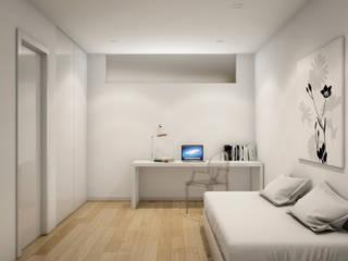 Quarto por Alma Braguesa Furniture Moderno MDF