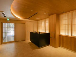 Residential Hotel  HARE SHIN-OSAKA: 一級建築士事務所 アリアナ建築設計事務所が手掛けたホテルです。,
