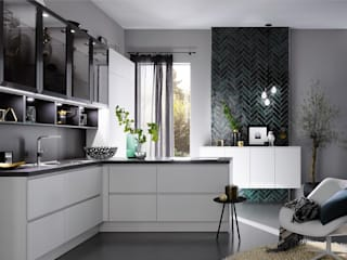2019 Range Modern style kitchen by PTC Kitchens Modern