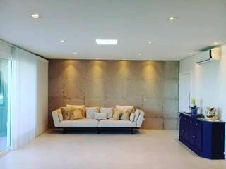 Almeida Instalação Living roomLighting