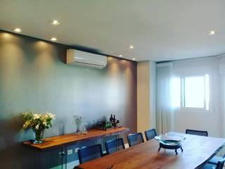 Almeida Instalação Dining roomLighting