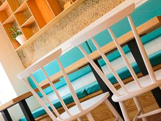 Amodo Restaurante Organico ADC Espacios Gastronomía de estilo escandinavo