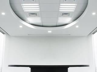 モダンデザインの 書斎 の GA Experimental モダン