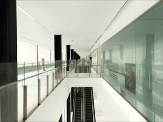 Reportaje Hospital de Mollet: Hospitales de estilo  de BONET FOTOGRAFIA