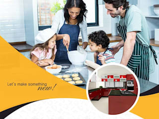 Best modular kitchen kochi: modern  by aracia,Modern