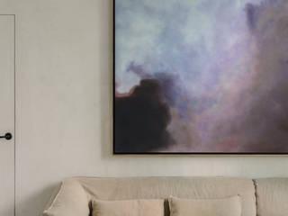 Apartamento en Malasaña Salones de estilo moderno de Casa&Foto Moderno