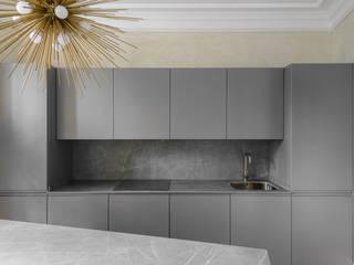 Apartamento en Malasaña Cocinas de estilo moderno de Casa&Foto Moderno