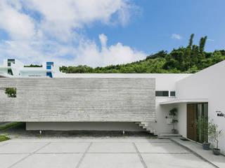外観: 株式会社クレールアーキラボが手掛けた一戸建て住宅です。