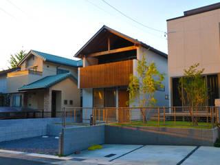 貴船の家 モダンな 家 の ARCHI-FACTORY architects office モダン