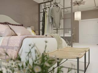 Парижский шик: Спальни в . Автор – ХаТа - design