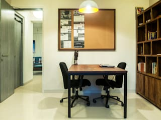 Study Bedroom Decode Architecture Study/office