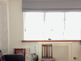 Bespoke Roman blinds The Complete Blind Service Ltd