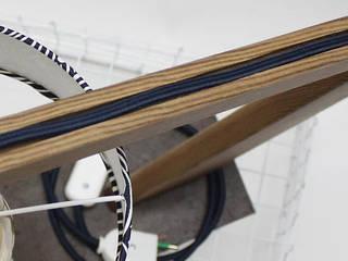 Lampe Loft:  de style  par wood²