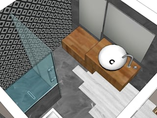 Modern bathroom by Antonella Petrangeli Modern
