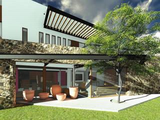 El Alba Casas eclécticas de Taller de Materia Arquitectónica Ecléctico