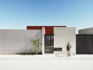 La Pera - Residencia privada Casas eclécticas de Taller de Materia Arquitectónica Ecléctico