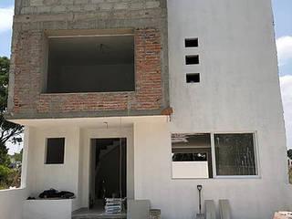 Azalea: Casas de estilo  por Integra Arquitectos