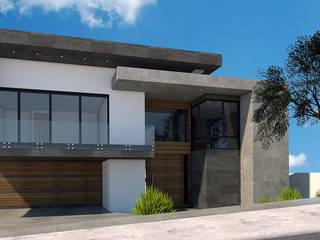 Sayavedra II: Casas de estilo  por Integra Arquitectos