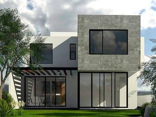 Casa Goudiño: Casas de estilo  por Integra Arquitectos