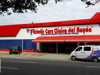 CLINICA DEL RAYON / Reciclaje Arquitectonico / Cali, Colombia: Bodegas de estilo  por ION arquitectura SAS