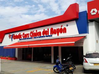 CLINICA DEL RAYON / Reciclaje Arquitectonico / Cali, Colombia: Casas de estilo  por ION arquitectura SAS