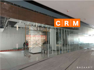 Remodelación de Tiendas AT&T Centros comerciales de estilo moderno de CRM Moderno