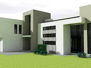 Country View Estate Centurion:  Houses by MNM MULTI PROJECTS ,