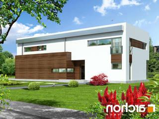 Casa Ida: Casa prefabbricata  in stile  di Domus Green,