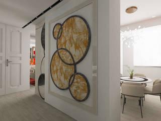 Abitazione Quartiere Trieste, Roma di Studio Angelo Luigi Tartaglia Classico