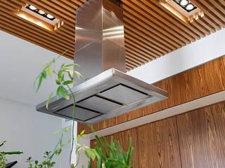 FISHEYE Architecture & Design Cocinas de estilo moderno