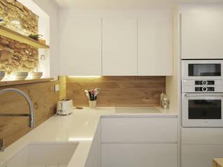 Cocina: Cocinas de estilo  de Abrils Studio