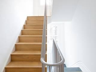 Westbourne Park, London Easton Design Office Ltd Escalier