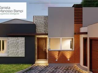 Casa L+V por Daniela Manosso Bampi - Arquitetura Inteligente