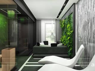 ARTDESIGN architektura wnętrz Spa modernos