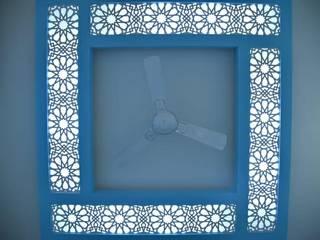 Interior project Asiatische Wohnzimmer von Royal Designs Architects Asiatisch