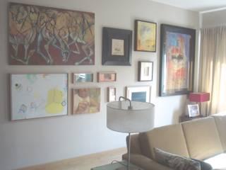 Apartamento Expo, lisboa:   por Design de Interiores & Arquitectura