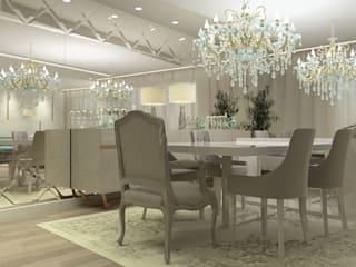 Dining room by Glim - Design de Interiores