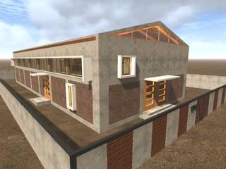 IGLESIA EVANGÉLICA PUDAHUEL de Vicente Espinoza M. - Arquitecto Moderno