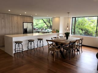 Kitchen units by am Arquitectos