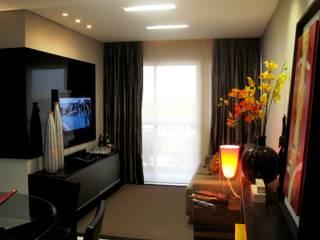 PR Haus ML Architecture | Interior Design Moderne Wohnzimmer