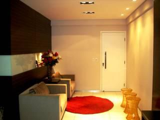 DM Haus ML Architecture | Interior Design Moderne Wohnzimmer