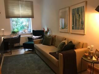SCK Haus:  Wohnzimmer von ML Architecture | Interior Design