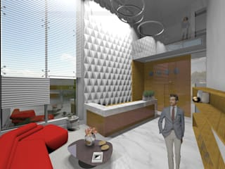 OZ Concept Hotel:   von ML Architecture | Interior Design