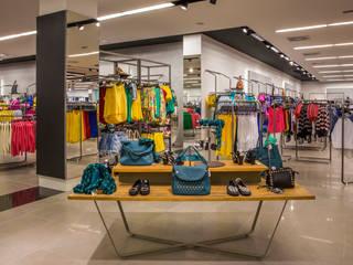 Kaufhaus - Fortaleza, Brasilien:  Geschäftsräume & Stores von ML Architecture | Interior Design
