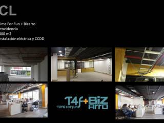 Oficinas productora de Ingeniería Eléctrica Rcl